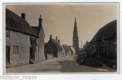 Northamptonshire, Stanion, Village Scene, The Carocan Arms Public House, Rp