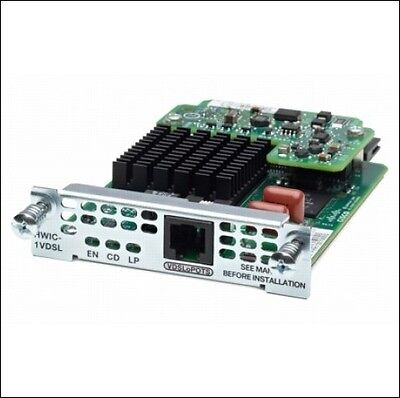 New Cisco Systems EHWIC-VA-DSL-A | incl 19% VAT | 2 years Cybertrading warranty
