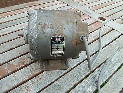 Cmg Ac Single Phase Split Phase  Motor 2Hp Used Working Condition Pick Up Only