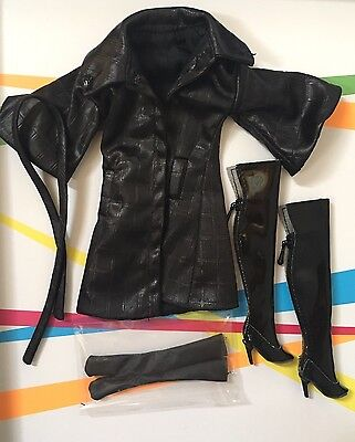 Fashion Royalty Poppy Parker Mistress Of disguise Outfit Wie Neu