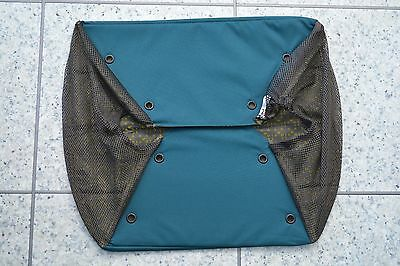 NEW Mamas and Papas Donna Wilson Teal Mylo2 Replacement Pram Pushchair Basket