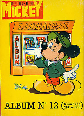 Album journal de Mickey n° 12.
