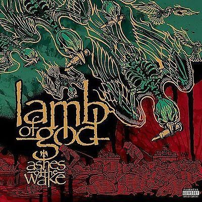 Lamb of God - Ashes Of The Wake (CD, 2004, Explicit) NEW & FACTORY SEALED