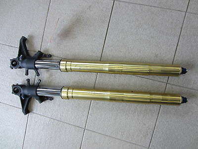 2004 04 05 Suzuki Gsxr600 gsxr 750 600 Front Forks Shock Suspension Set Pair