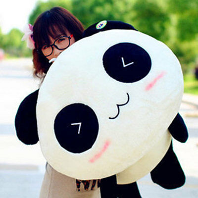 Stuffed Doll Giant Prone Lie Panda Pillow Plush Toys Presents Home Kid Child