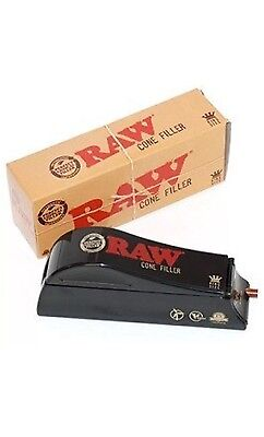 RAW rolling papers Loader shooter Filler for KING Size PreRolled Cones