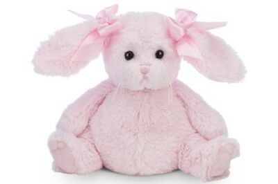 """6"""" STRAWBERRY SCENTED PUFF BUNNY*Bearington*NEW*NWT*Spring*EASTER*450360"""
