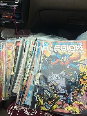 D.C. Comics Legion Of Super Heroes 74 Total Consecutive Dates