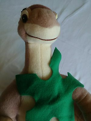 The Land Before Time Plush Dinosaur Stuffed Animal Battery Operated