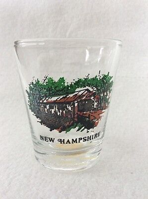 New Hampshire Shot glass Bar Barware