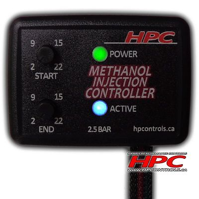 HPC Methanol / Water Injection Controller for 2.5 Bar MAP (101025)