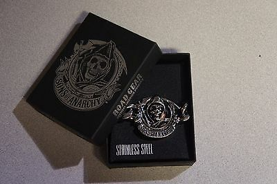 HMV Sons of Anarchy Bracelet Stainless Steel