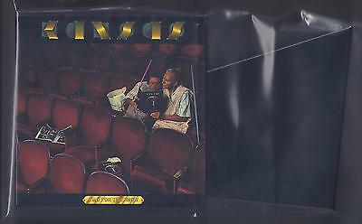 KANSAS empty Disk Union Two For The Show PROMO Drawer box for JAPAN mini lp cd