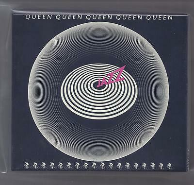 QUEEN empty official japanese Disk Union Jazz slipcase PROMO box for JAPAN cd /