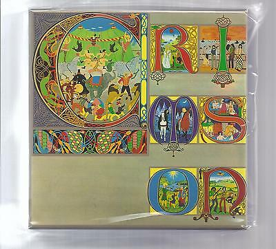 KING CRIMSON empty  BIG official Lizard Promo Box for JAPAN mini lp cd like new