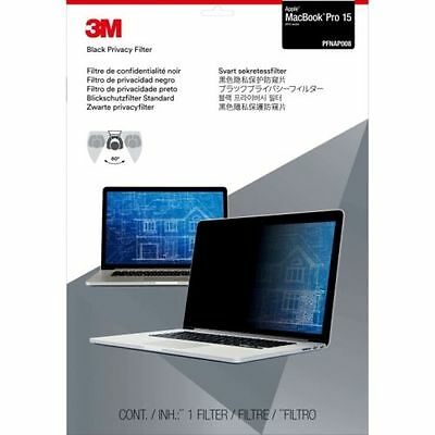 "Anti-Spy 3M Privacy Screen Filter for Apple MacBook Pro 15"" 2016 Model, PFNAP008"
