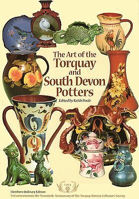 ART OF THE TORQUAY AND SOUTH DEVON POTTERS, Keith Poole (marks, patterns) New