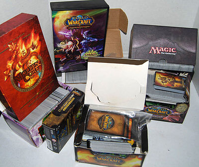 Lot of World Of Warcraft Trading Cards