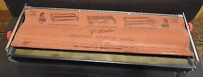V-Master 1956 Cigarette Maker Made In Canada
