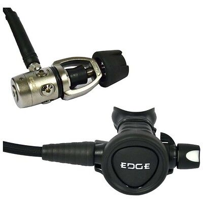 Edge EXP Regulator  Yoke 1ST STAGE  and 2nd stage scuba dive diving reg