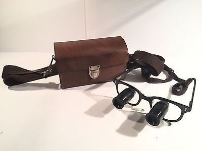 Designs For Vision Loupes With Glasses Storage Carrying Case