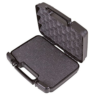 CASEMATIX Portable Projector Hard Case with Internal Customizable Diced Foam and