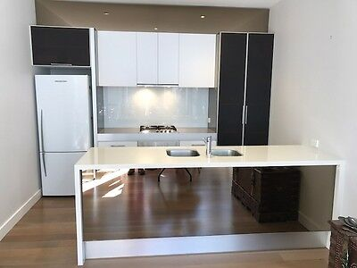 Complete Kitchen with Italiana Stone bench tops, Miele oven cooktop rangehood