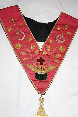 18th Degree Collar and Jewel (Free Delivery)