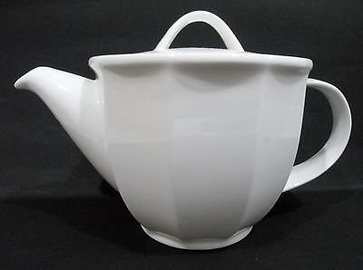 Villeroy & Boch, Luxembourg - white Teapot