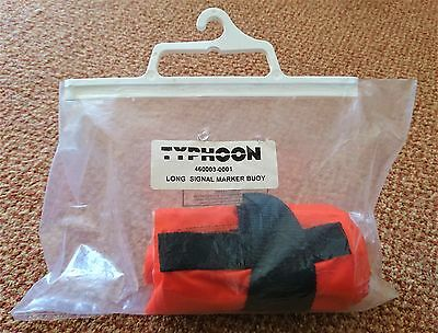 Typhoon Red Long Signal Air-Filling Marker Buoy for Diving