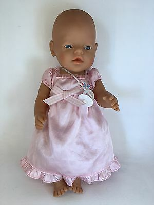 Zapf Creations - Baby Born Doll - Drinking / Eating & Wetting