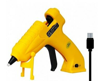 Nyleo Wireless Rechargeable Hot Glue Gun - Free Shipping !