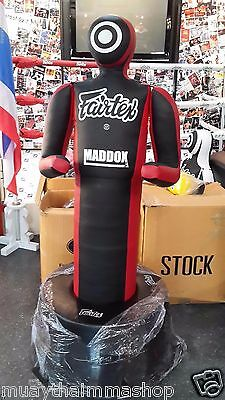 NEW MADDOX3 Hybrid GENUINE FAIRTEX Combination of MAX BAG & MADDOX3 100%Filled