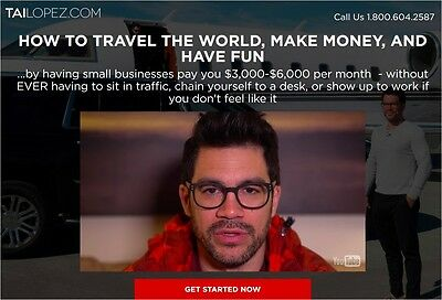 Travelling CEO By Tai Lopez