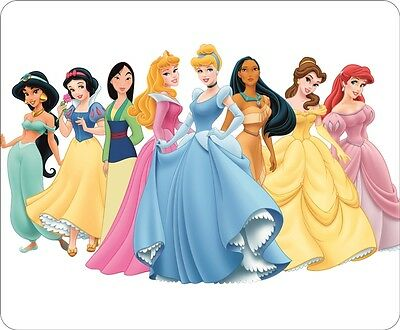 Disney Princesses Themed Mouse Mat