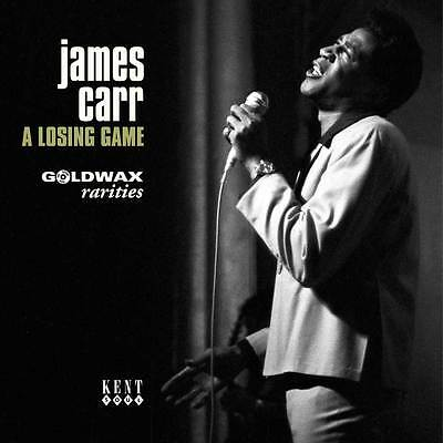 "James Carr - Goldwax Presents A Losing Game - Goldwax Rarities 7"" (LTDEP 019)"