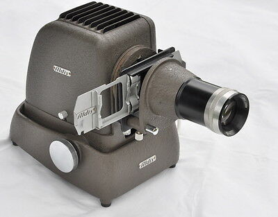 Aldis 35mm slide Projector - vintage 1950's
