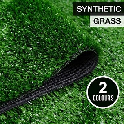 Premium Durable & UV Resistant Artificial Grass 2 Colours Olive or Green