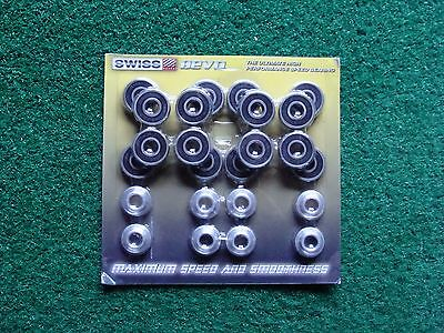 Bevo Swiss Bearings 8MM Roller Hockey Skates