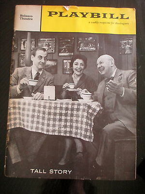 Playbills (5) - The Rivalry - Drink To Me Only - Redhead - New York City Ballet