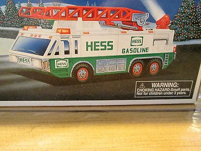Hess1996 Emergency Truck In Mint Condition Never Used