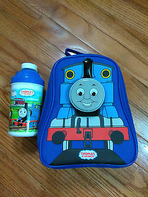 Thomas The Tank Engine-Thomas and Friends Insulated Lunch Tote and Drink Bottle