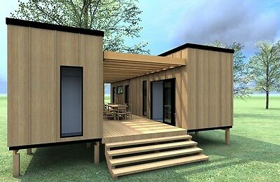 FIRE RESISTANT Tiny Home