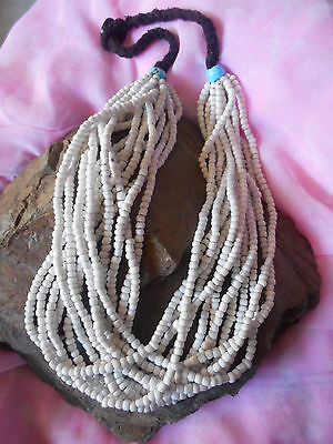 Traditional Tribal Vintage Afghan Beaded Gypsy Necklace