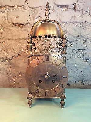 Antique Lantern Clock Lenzkirch