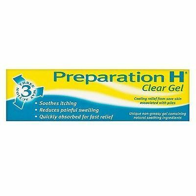 Preparation H Clear Gel 25g | Three Way Action