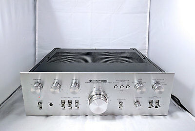 Kenwood KA-7300 Integrated Amplifier Receiver Dual Power 65W