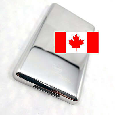 iPod Classic 6th 7th 160gb Thin Back Cover Case Metal
