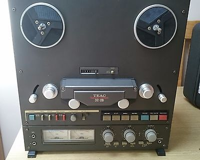 Teac/tascam 32-2B Stereo Tape Recorder Tape Deck Half Track