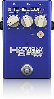 HARMONY SINGER 2 TC Helicon Harmony Singer 2 Vocal Effects Processo - NEW